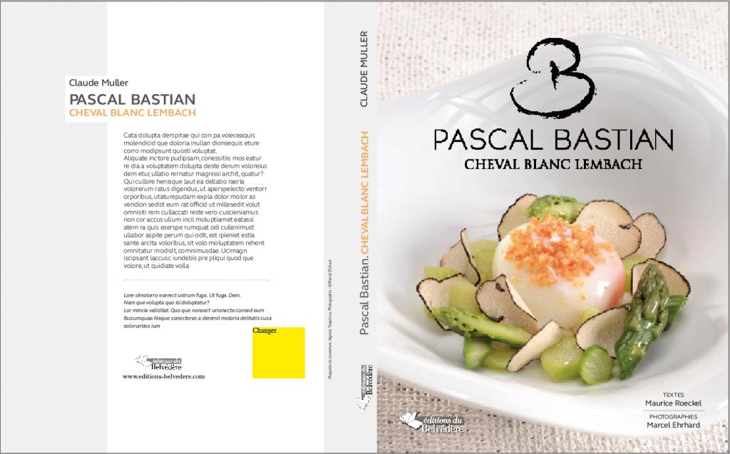 Livre Pascal Bastian