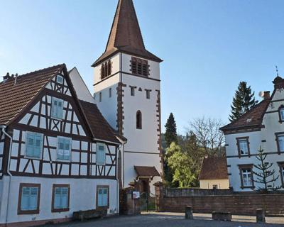 L'Alsace et ses villages de charme comme Lembach