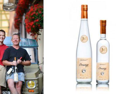Distillerie Metté : eaux de vie et liqueurs à Ribeauvillé