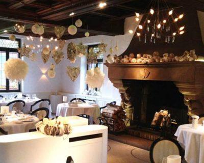 Les voeux de Pascal Bastian, chef de l'Auberge du Cheval Blanc, 1 étoile Michelin à Lembach