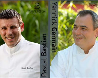 Chef Bastian et Chef Germain